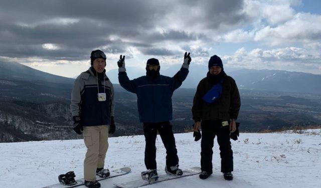 【社内イベント】スキースノーボード しらかば2in1へ